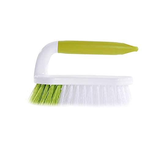 Productos de Limpieza, cepillos Mangos de Goma Cepillos Los cepillos domésticos se Pueden Utilizar para Limpiar Las Manchas de los Azulejos de la Piscina