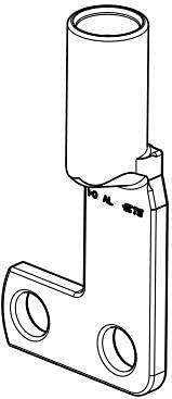 2102965-1 Terminal Assy Aluminum Flag Items 5 ☆ popular Dealing full price reduction 0 1