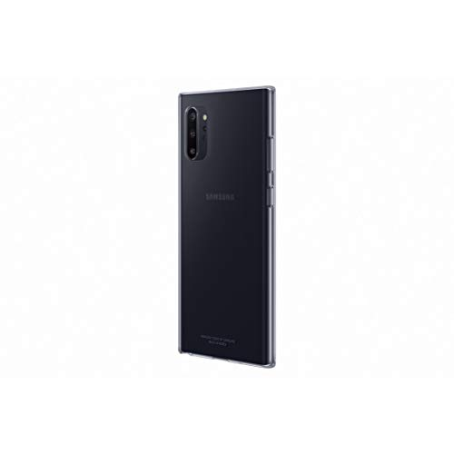 Samsung Galaxy Note 10+ Clear Cover Case - Transparent