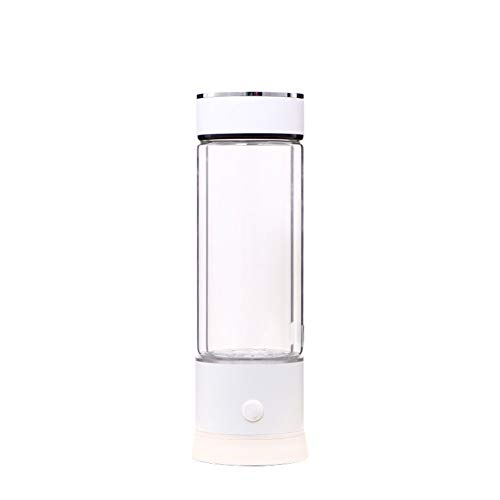 RNGNB Waterstof-watergenerator, draagbare ketel heroplaadbare waterstofrijke waterschaal, gezond waterfabrikant Smart Water Bottle