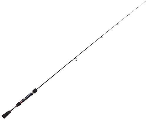 Daiwa LAG562ULFS 5.5-Foot Laguna Ultra Light Spinning Rod, 1 to 4-Pound Line Weight, No. 6 Guides, Black Finish