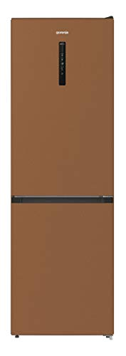 Gorenje NRK 6192 ACR4 Kühl-Gefrierkombination/185 cm/302 l/ No Frost Plus/ Multi Airflow System /Kupferfarbe