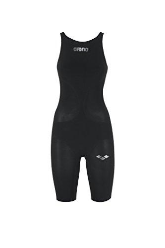 arena Damen Schwimm Wettkampfanzug Powerskin R-EVO+, Black, 38, 25113