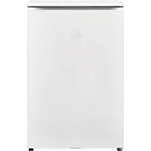 Indesit I55ZM 111 W - Congelatore verticale, da 102 litri, classe A+