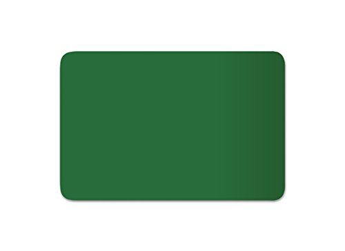 Anhänger Planen Reparatur Pflaster | in vielen Farben erhältlich | 30cm x 20cm | SELBSTKLEBEND | Speed Repair | RAL 6001 smaragdgrün