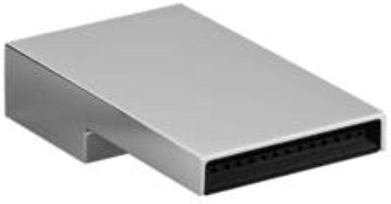 Dornbracht Waschtisch-Stand-Auslauf DEQUE 13710740 110mm platin matt, 13710740-06