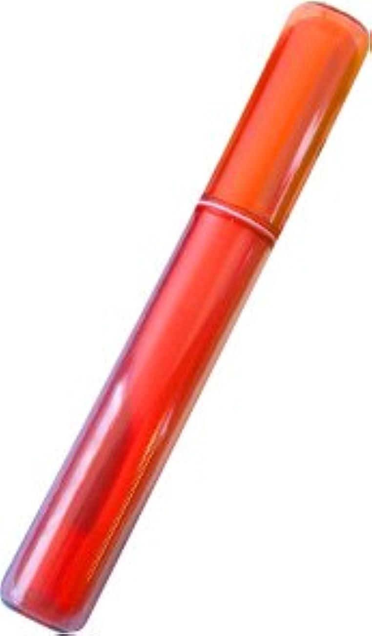 体騒々しいはがき携帯音波振動歯ブラシ mix [ 携帯用 電動歯ブラシ ] オレンジ 《ET-03》