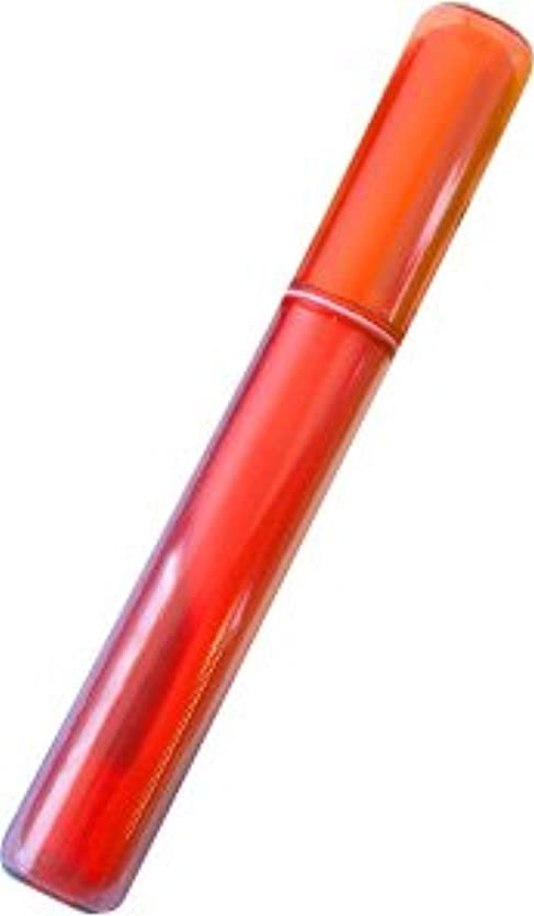 手書き方程式レジデンス携帯音波振動歯ブラシ mix [ 携帯用 電動歯ブラシ ] オレンジ 《ET-03》