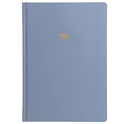 Letts Icon - Agenda 5 anni, formato A5, colore: Blu