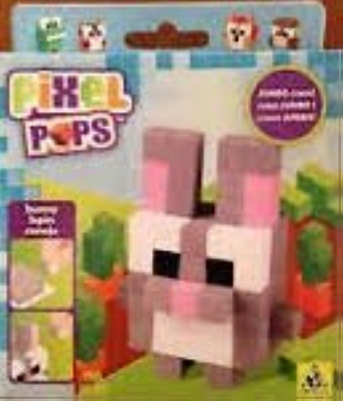 Pixel Pops Bunny by Pixel Pops