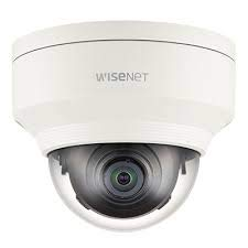 Hanwha Techwin XNV-6010 2MP Vandal-Resistant Outdoor Network Dome Camera with 2.4mm Lens