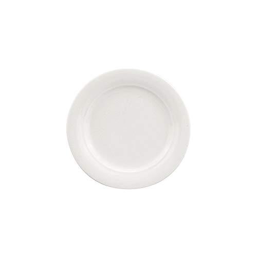 Schönwald Avanti 91900251200000 - Plato llano (250 mm de diámetro, porcelana), color blanco
