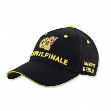 Borussia Dortmund BVB-Kappe zum DFB-Pokalfinale Größe: L