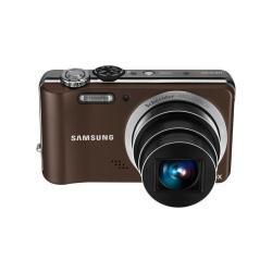 Samsung WB WB600 Kompaktkamera 14 MP 1/2.3 Zoll CCD 4000 x 3000 Pixel Silber - Digitalkameras (14 MP, 4000 x 3000 Pixel, CCD, 15x, HD, Silber)