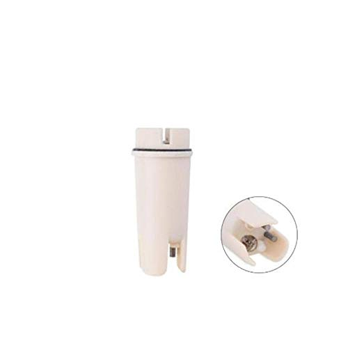 YWJT 5 en 1 Digital PH TDS Medidor EC Medidor de Temperatura de salinidad Conductividad Filtro de Agua Pureza Pluma sin retroiluminación 40% de Descuento Sonda