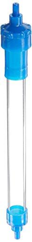 Kimble 420401-1515 Flex-Column Borosilikatglas Economy Chromatografie-Säulen, 27 ml Volumen, 1,5 cm ID, 15 cm Länge, 1,77 cm3 Querschnittsbereich