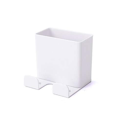 AKDSteel Caja de almacenamiento para montaje en pared con mando a distancia, para teléfono móvil, 6,5 x 6 x 6 cm, útil, necesaria para el hogar y la familia