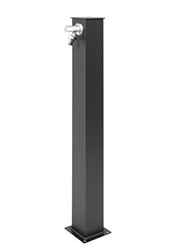 belfer Fontana da Giardino con Rubinetto 42Q Grigio Antracite