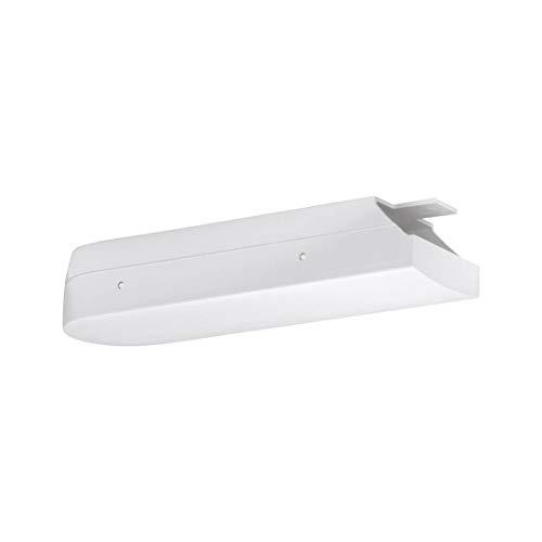 NanoRail Stripe-Connector für Delta-Profile weiß-matt