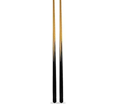 48 Inch Pool 2 Piece trade quality 4ft 11mm screw on tip by Ramin Snooker Cue