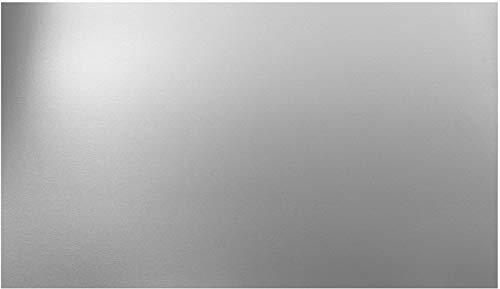 Stainless Steel Sheet 304 Reversible Stainless Steel Backsplash Range Hood Wall Shield for Kitchen, Backsplash Range Hood Wall Shield for Kitchen Stainless Steel,24 x 30-Inchx 0.023in Thickness