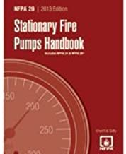 NFPA 20: Stationary Fire Pumps Handbook (Hardbound), 2013 Edition