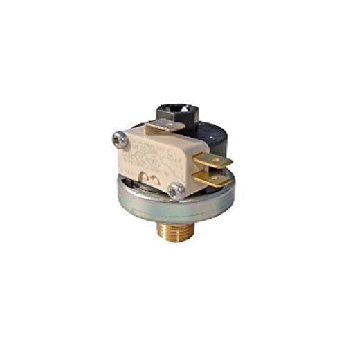 REPORSHOP - Presostato vaporeta Standard 1/4 Macho Con Micro 2.7Bar