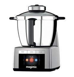 Magimix M/CookExpert - Robot de cocina (acero inoxidable)