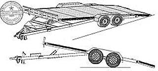 Best car trailer blueprint Reviews