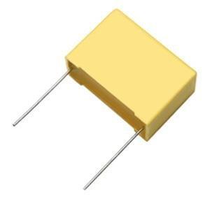 20x MKP-Kondensator axial 25nF 250V DC ; 5x11mm ; MKP1839325252R ; 25000pF
