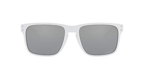 Oakley 0OO9417 Gafas de sol, Matte White, 59 para Hombre