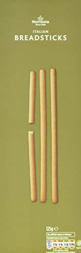 Morrisons Italian Breadsticks, 125 g, Pack of 10