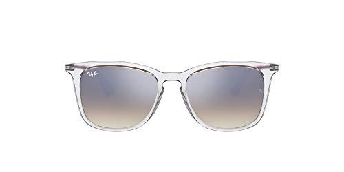 Ray-Ban Junior Unisex kinderen RJ9063S zonnebril, transparant (tran), 48