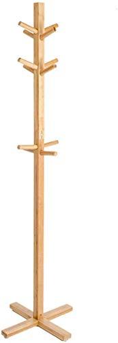 ZHOUMEI Bamboe hanger voor creatieve slaapkamer vloerbedekking (kleur: A)