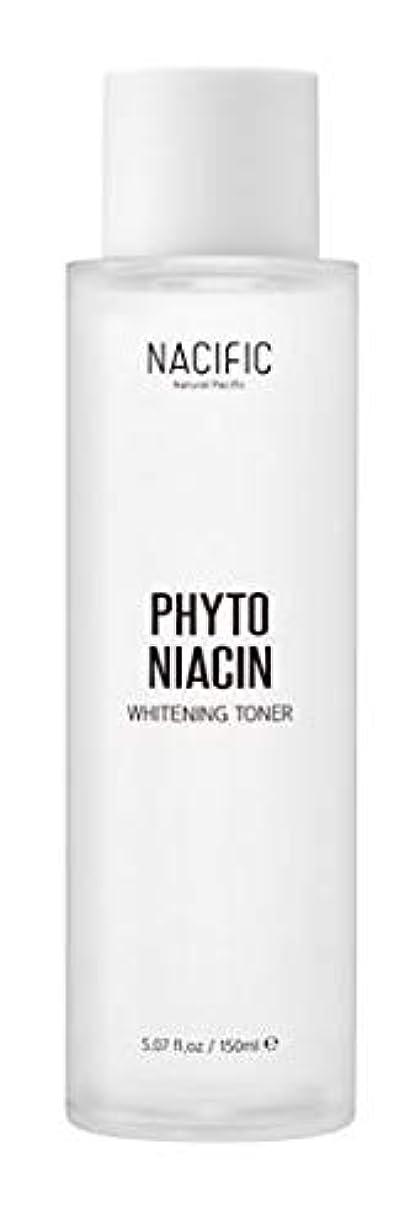 制約ライン肥料[NACIFIC] Phyto Niacin Whitening Toner 150ml /[ナシフィック] フィト ナイアシンホワイトニング?トナー150ml [並行輸入品]