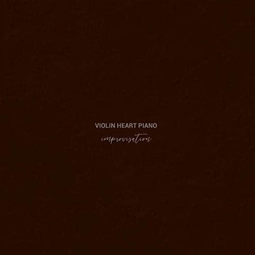 Violin Heart Piano