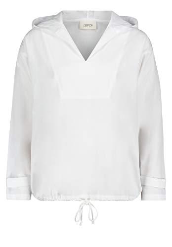 Cartoon Casual-Bluse Weiß, 44 Damen