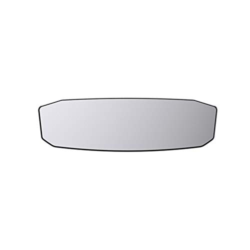 Espejo retrovisor interior para coche, Espejo panorámico para automóvil Espejo retrovisor para coche Gran angular, Antirreflejo, Espejo retrovisor interior universal para automóvil para punto ciego