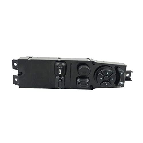 Maquer Interruptor de Espejo de Control Maestro de Ventana eléctrica Lateral del Conductor Apto para Jeep Cherokee XJ 1997-2001 Conducción Izquierda