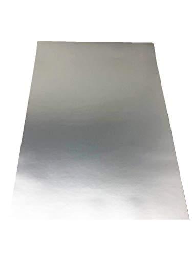 Quattroerre 16039 sticker van aluminium voor motorfiets