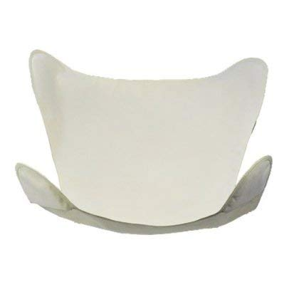 Coastal Casual Designs Butterfly Chair Replacement Covers Heavy Duty 14oz Cotton Duck Material Indoor/Outdoor - Natural