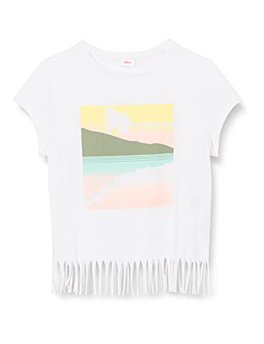 s.Oliver Junior Mädchen 401.10.106.12.130.2065732 T-Shirt, 0100, S
