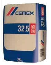 Saco de Cemento gris 32,5