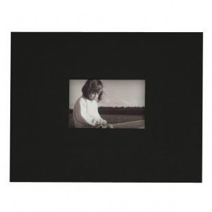 Newport Scrapbook 11 X 14 (Black) by Kolo