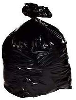200 Black Bin Bags - Refuse Sacks - Extra Heavy Duty, 160 Gauge – Aquarius (40 Micron - Extra Heavy Duty) …