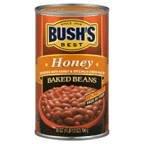 Bush's Best Honey Baked Beans, 28 oz (12 cans)