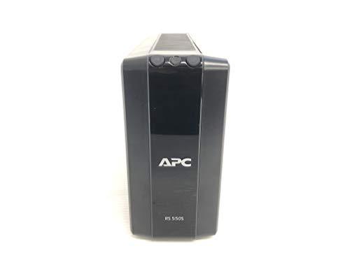 APC APC RS 550VA Sinewave Battery Backup 100V無停電電源装置(UPS) BR550S-JP