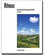 Ritmos Volume 1, Beginning Spanish Language and Culture, 2nd edition textbook [Units 1-5]