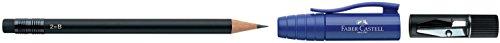 Bleistift PERFECT PENCIL II blau, B
