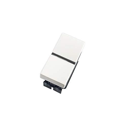 Niessen - n2101bl interruptor monopolar zenit blanco Ref. 6522005001
